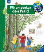 Cover-Bild zu Weinhold, Angela: Wieso? Weshalb? Warum? Wir entdecken den Wald (Band 46)