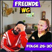 Cover-Bild zu WG, Freunde: Folge 26-30 (Audio Download)