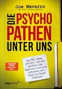 Cover-Bild zu Navarro, Joe: Die Psychopathen unter uns