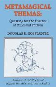 Cover-Bild zu Hofstadter, Douglas R.: Metamagical Themas: Questing for the Essence of Mind and Pattern