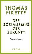 Cover-Bild zu Piketty, Thomas: Der Sozialismus der Zukunft