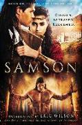 Cover-Bild zu Wilson, Eric: Samson: Chosen. Betrayed. Redeemed