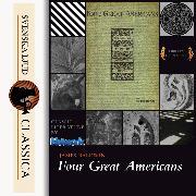 Cover-Bild zu Four Great Americans (unabridged) (Audio Download) von Baldwin, James