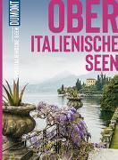 Cover-Bild zu Schetar, Daniela: DuMont Bildatlas Oberitalienische Seen