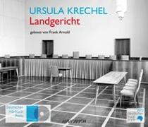 Cover-Bild zu Krechel, Ursula: Landgericht