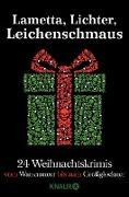 Cover-Bild zu Lametta, Lichter, Leichenschmaus (eBook) von Beerwald, Sina