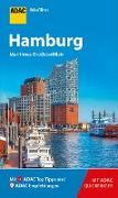Cover-Bild zu ADAC Reiseführer Hamburg (eBook) von Dohnke, Kay