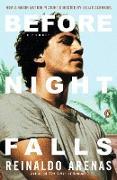 Cover-Bild zu Before Night Falls von Arenas, Reinaldo