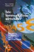 Cover-Bild zu Graack, Cornelius: Telekommunikationswirtschaft