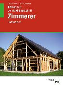 Cover-Bild zu Arbeitsheft Lernfeld Bautechnik Zimmerer von Batran, Balder