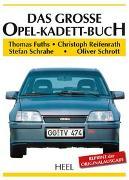 Cover-Bild zu Fuths, Thomas: Das große Opel-Kadett-Buch