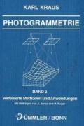 Cover-Bild zu Kraus, Karl: Photogrammetrie 2. Verfeinerte Methoden und Anwendungen