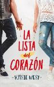 Cover-Bild zu West, Kasie: Lista del Corazon, La