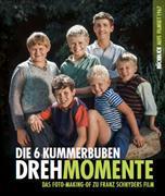 Cover-Bild zu Giger, Bernhard: Die 6 Kummerbuben - Drehmomente
