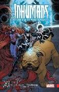 Cover-Bild zu Priest, Christopher: Inhumans: Once And Future Kings