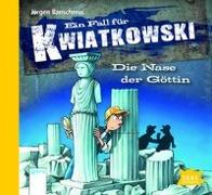 Cover-Bild zu Banscherus, Jürgen: Ein Fall für Kwiatkowski 28. Die Nase der Göttin