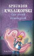 Cover-Bild zu Banscherus, Jürgen: Speurder Kwaaikofski 3: Die pienk skoolspook (eBook)