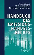 Cover-Bild zu Hentschke, Helmar: Handbuch des Emissionshandelsrechts (eBook)