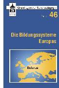 Cover-Bild zu Malerius, Stephan: Die Bildungssysteme Europas - Belarus (eBook)
