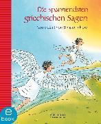 Cover-Bild zu Inkiow, Dimiter: Die spannendsten griechischen Sagen (eBook)