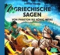 Cover-Bild zu Inkiow, Dimiter: Griechische Sagen. Von Phaeton bis König Midas