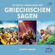 Cover-Bild zu Inkiow, Dimiter: Die große Hörbuchbox der griechischen Sagen