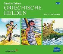 Cover-Bild zu Inkiow, Dimiter: Griechische Helden