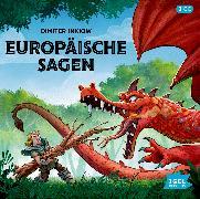 Cover-Bild zu Inkiow, Dimiter: Europäische Sagen