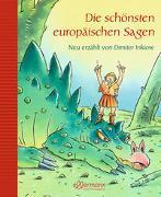 Cover-Bild zu Inkiow, Dimiter: Die schönsten europäische Sagen
