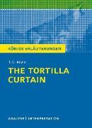 Cover-Bild zu Boyle, T. C.: The Tortilla Curtain von T. C. Boyle. Königs Erläuterungen (eBook)