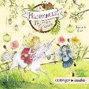 Cover-Bild zu Die Feenschule. Ein Einhorn für Rosalie (Audio Download) von Rose, Barbara