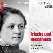 Cover-Bild zu Frische und Geschmack - Melitta Bentz und der Kaffeefilter (Audio Download) von Sichtermann, Barbara