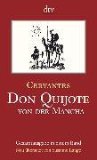 Cover-Bild zu Don Quijote von der Mancha Teil I und II von Cervantes Saavedra, Miguel de