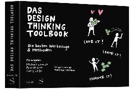 Cover-Bild zu Das Design Thinking Toolbook von Lewrick, Michael (Hrsg.)