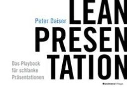 Cover-Bild zu LEAN PRESENTATION von Peter, Daiser