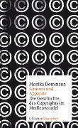 Cover-Bild zu Dommann, Monika: Autoren und Apparate