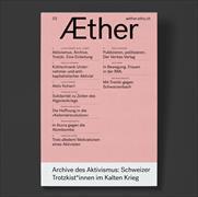 Cover-Bild zu Federer, Lucas: Æther 02 - Archive des Aktivismus