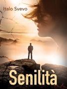 Cover-Bild zu Svevo, Italo: Senilita` (eBook)