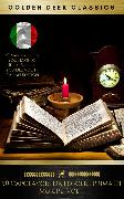 Cover-Bild zu Hawthorne, Nathaniel: 50 Capolavori Da Leggere Prima Di Morire: Vol. 1 (Golden Deer Classics) (eBook)