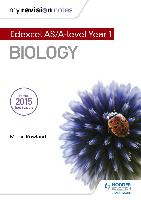 Cover-Bild zu Rowland, Martin: My Revision Notes: Edexcel AS Biology B (eBook)