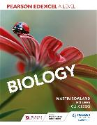 Cover-Bild zu Rowland, Martin: Pearson Edexcel A Level Biology (Year 1 and Year 2)