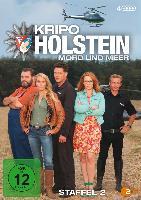 Cover-Bild zu Kripo Holstein - Mord und Meer von Köster, Jens
