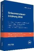 Cover-Bild zu Einkommensteuer-Erklärung 2018 von Schalburg, Martin