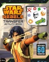 Cover-Bild zu Star Wars Rebels Transfer Activity Book