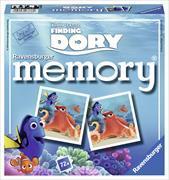 Cover-Bild zu Disney Finding Dory. Findet Dory memory® von Hurter, William H. (Illustr.)