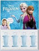 Cover-Bild zu Frozen Icicle Pops & Cool Creations von Starr, Lara (Geschaffen)