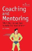 Cover-Bild zu Renton, Jane: The Economist: Coaching and Mentoring (eBook)