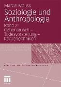 Cover-Bild zu Mauss, Marcel: Soziologie und Anthropologie