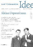 Cover-Bild zu Raulff, Ulrich (Hrsg.): Zeitschrift für Ideengeschichte Heft X/4 Winter 2016 (eBook)