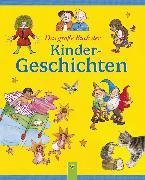 Cover-Bild zu Storm, Theodor: Das große Buch der Kindergeschichten (eBook)